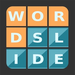 Word Slide - Train your brain!