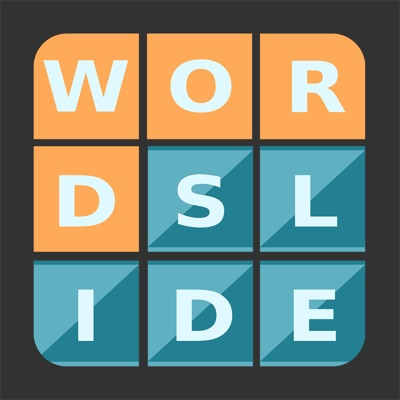 Word Slide - Train your brain! ios app