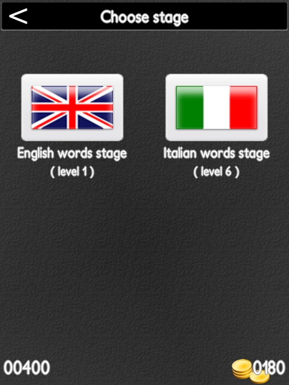 4 Words Game-ipad-2