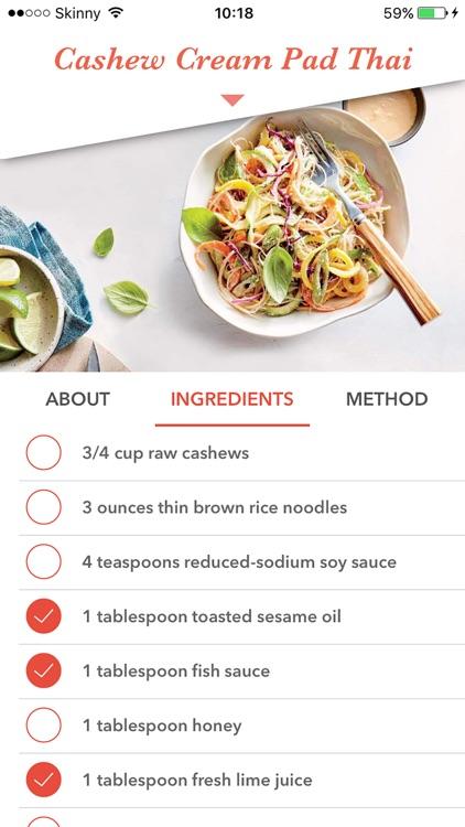 Spiralizer Recipe Cookbook