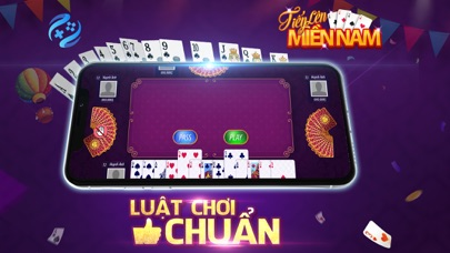 Screenshot for Tien Len Mien Nam 2019- TLMN in Viet Nam App Store