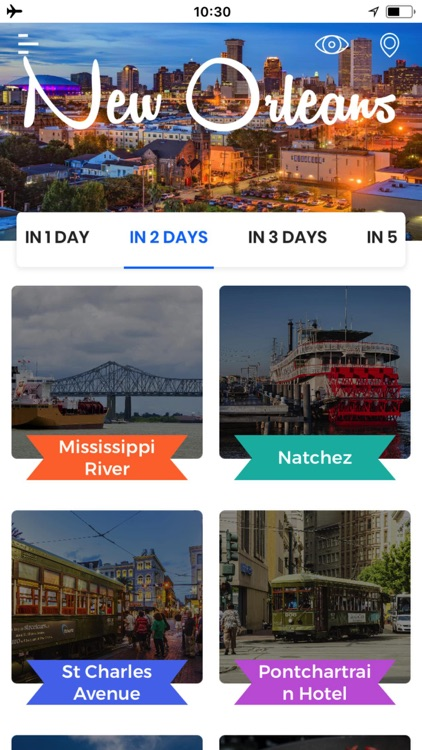 New Orleans Travel Guide screenshot-0