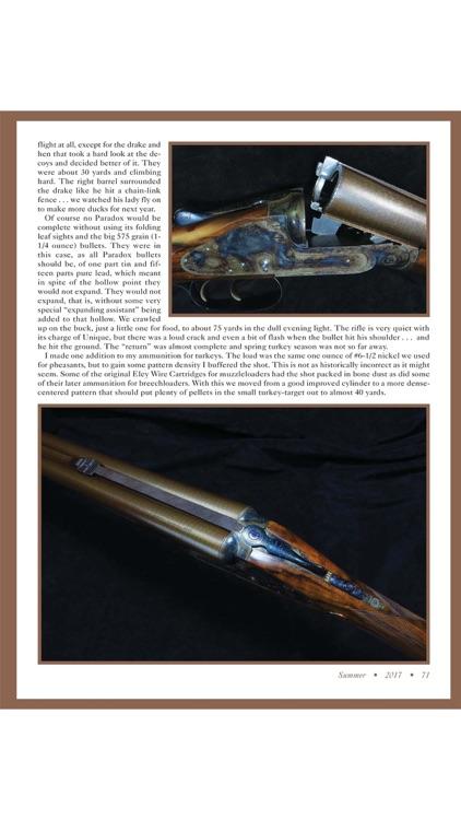 Double Gun and Single Shot Journal screenshot-4