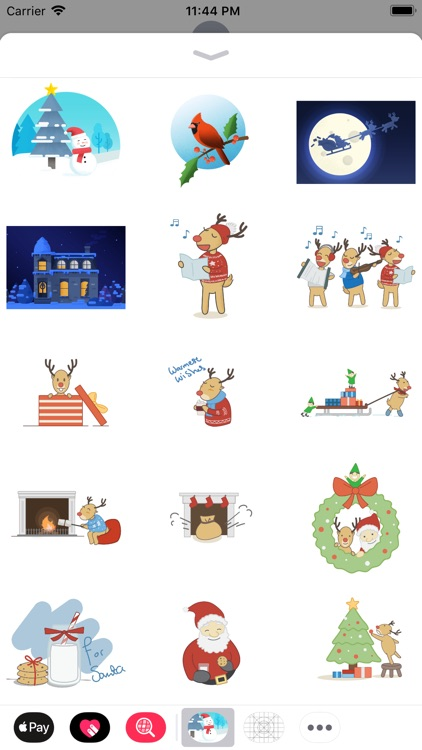 Xmas Sticker screenshot-2