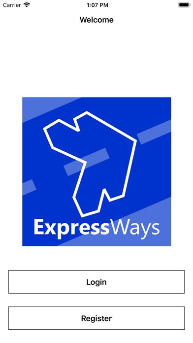 ExpressWays screenshot one