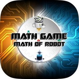 Math Game : Math Of Robot