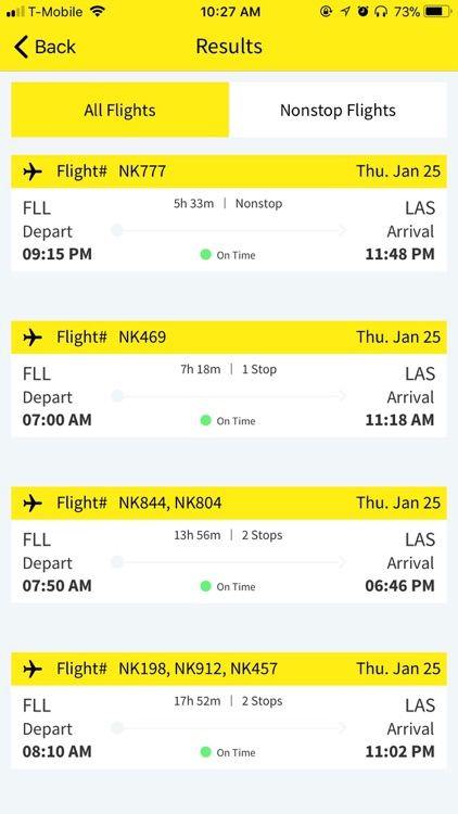 Spirit Airlines Check-in screenshot-4