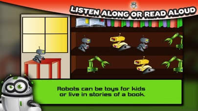 STEM Storiez - Robot Play screenshot 4