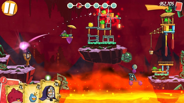 Angry Birds 2 screenshot-3