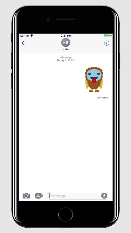 Yeti - Smiley and Emoji screenshot-4