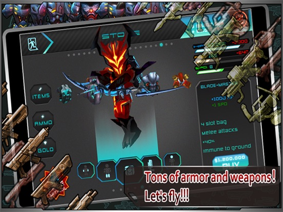 Star Warfare:Alien Invasion Screenshots