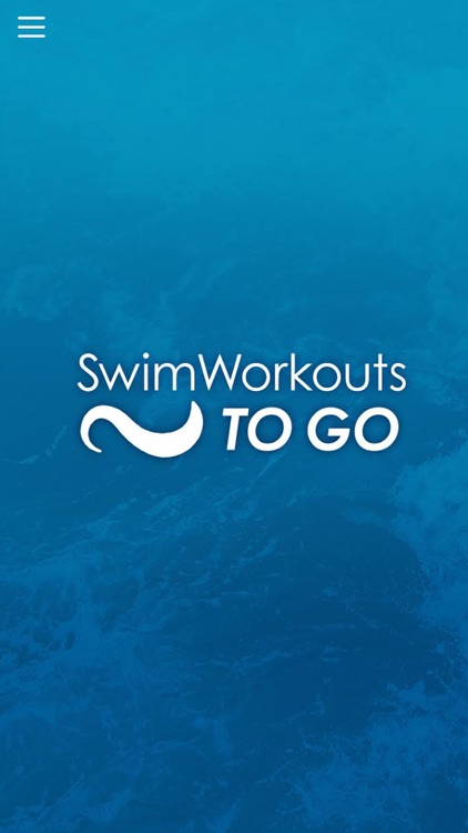 Swim Workouts To Go