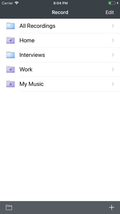 Record - Voice Recorder screenshot-1
