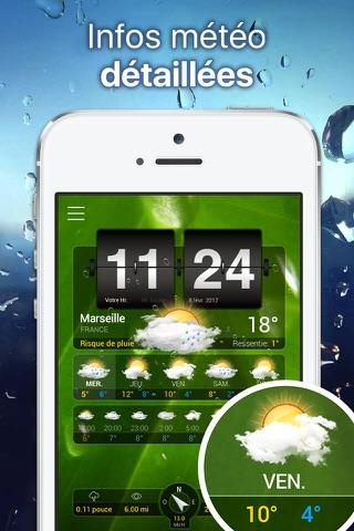 Weather+ screenshot 2