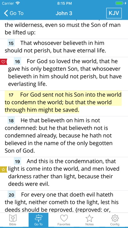 Holy Bible, God's Word