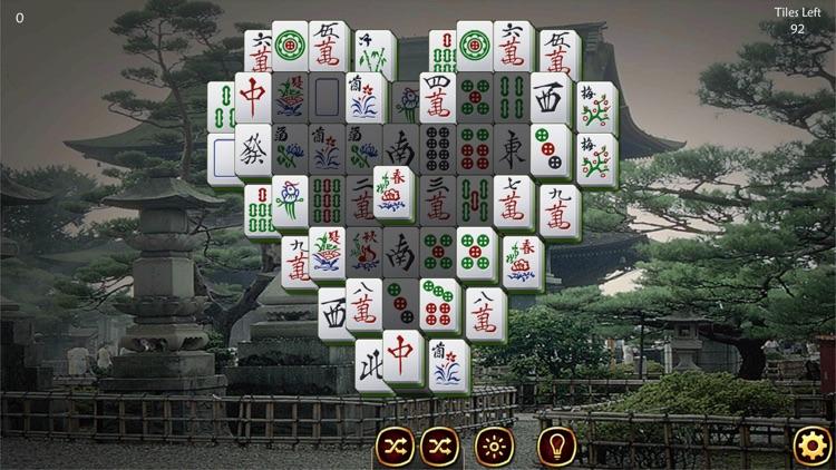 Amazing Mahjong: Japan Edition screenshot-3