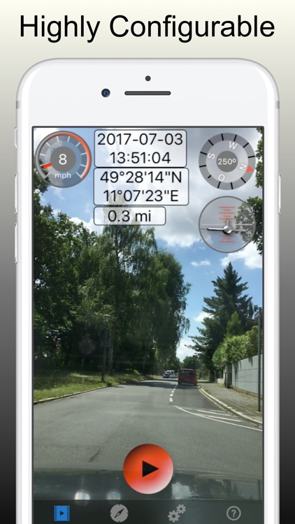 Dashcam Pro - Crash Recorder screenshot-4