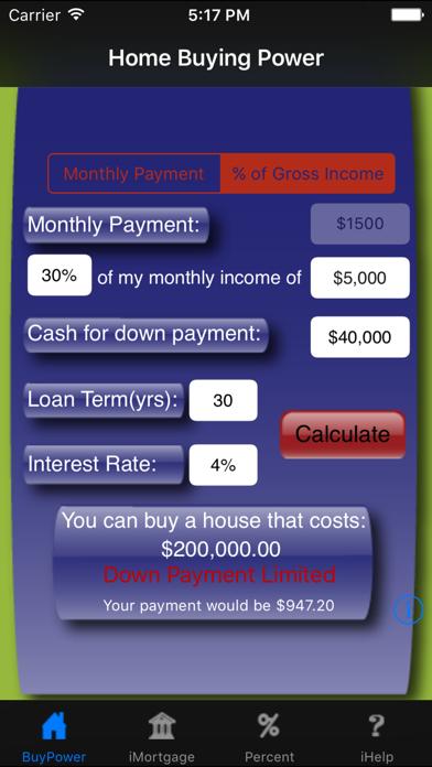 Home Buying Power review screenshots