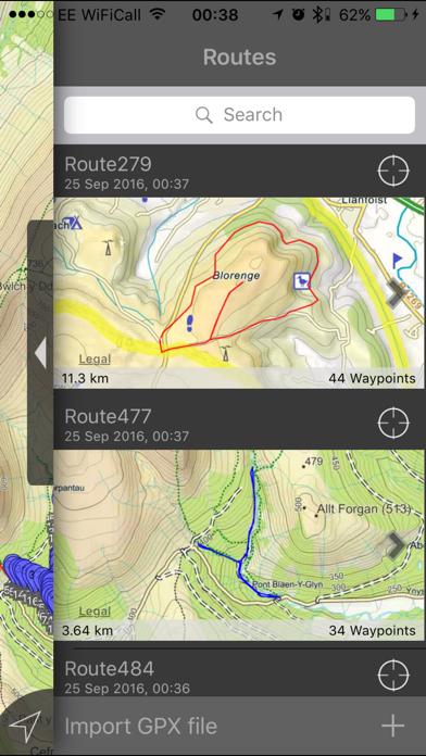 Brecon Beacons Maps Offline screenshot two