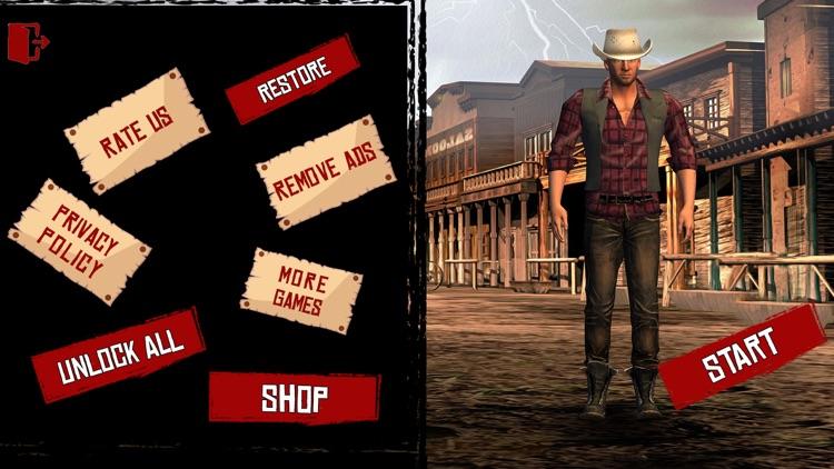 Wild West Gang Cowboy Rider screenshot-4