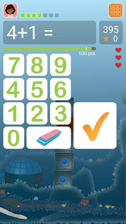 Box Drop Math Addition Game screenshot-4
