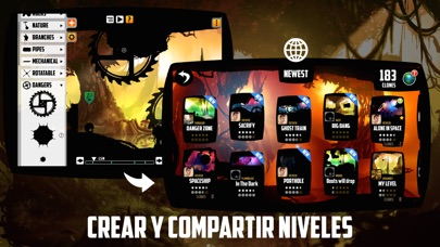 Screenshot for BADLAND in Mexico App Store