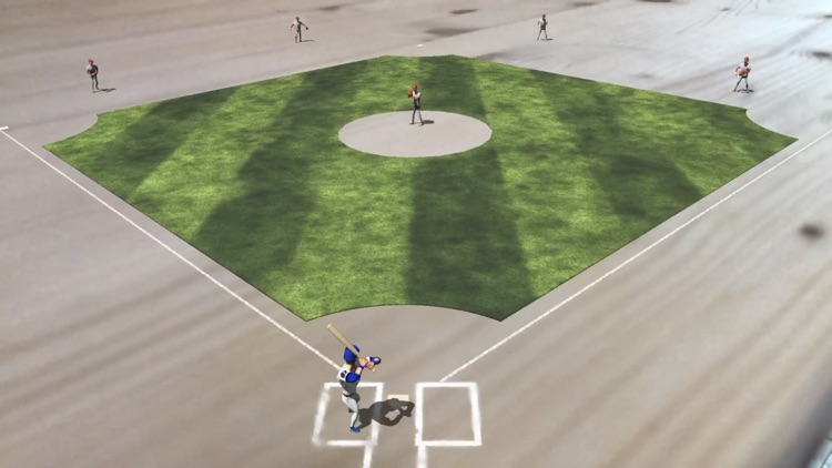 AR Baseball screenshot-0