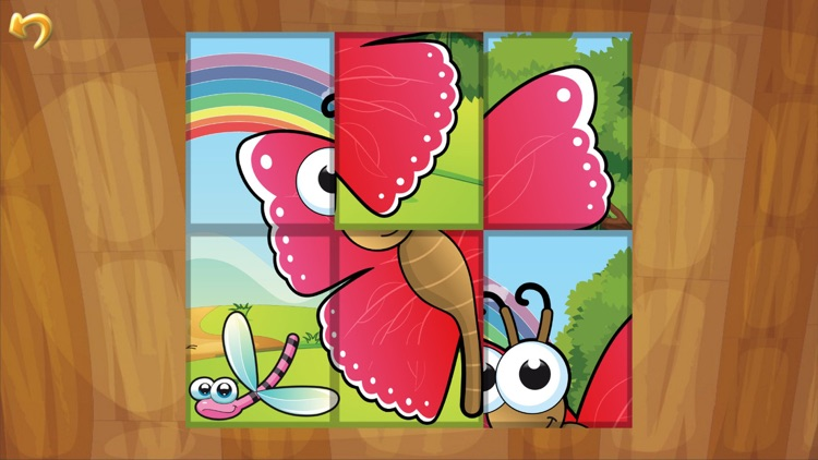 Insects Games: Puzzle for Kids screenshot-3