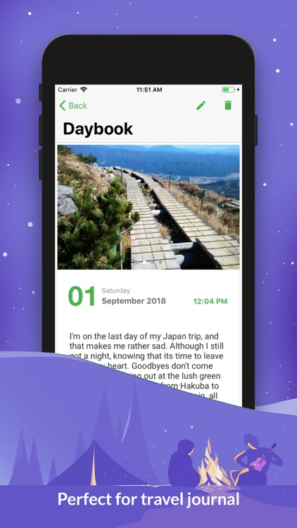 Daybook - Diary, Journal, Note screenshot-3