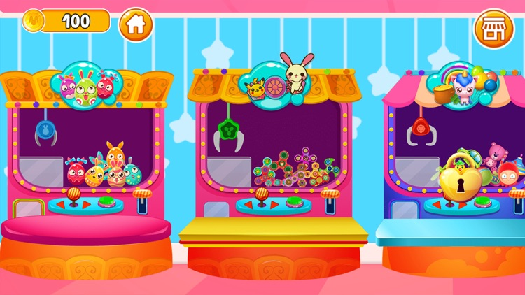 Surprise Claw Machine Gift screenshot-3