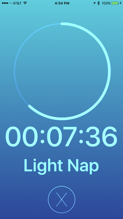 Power Nap with Health Syncのおすすめ画像1