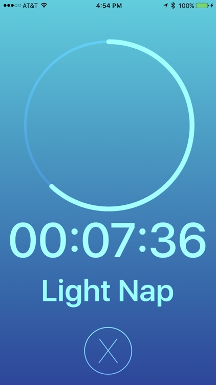 Power Nap with Health Sync screenshot-0