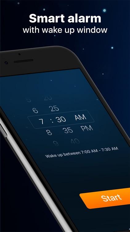 Sleep Cycle alarm clock screenshot-4