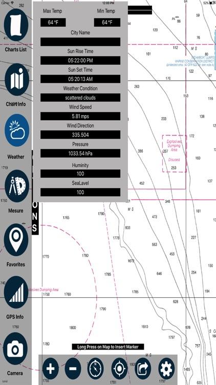 Texas Marine Charts RNC screenshot-3