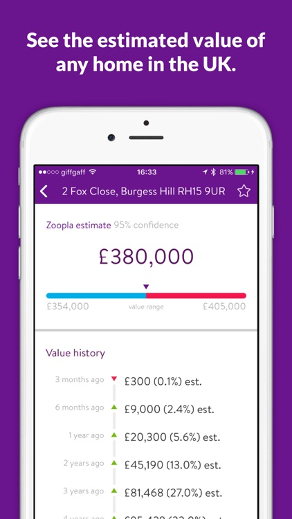 Zoopla Home & Property Search screenshot-4