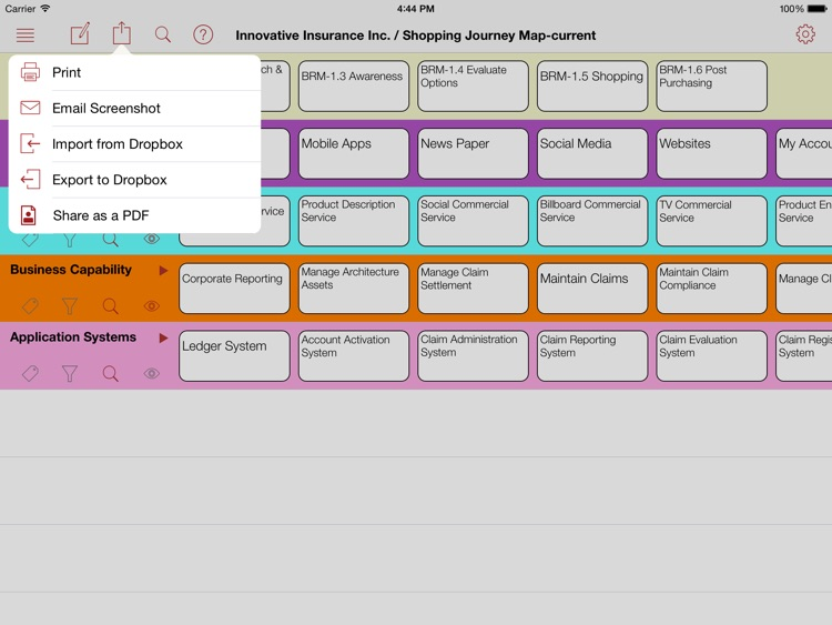 Enterprise Evolver screenshot-2