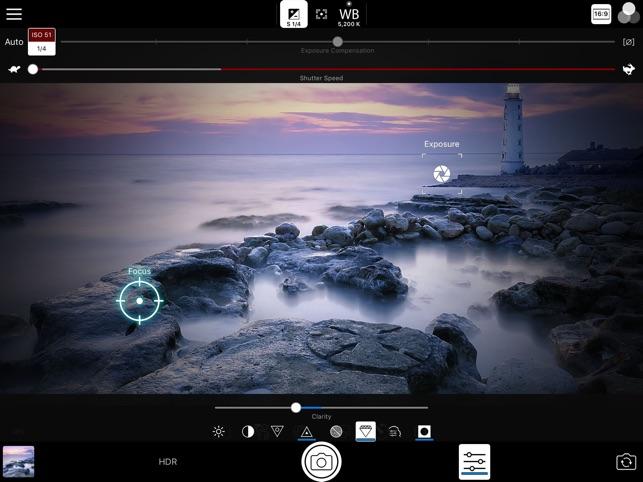 ACDSee Camera Pro Screenshot