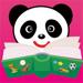 熊猫宝宝认知大巴士宝典2 - 学会学前汉字和认识动植物等