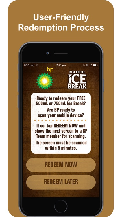 Ice Break by Stamp Media