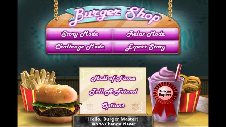 Burger Shop Deluxe screenshot-0