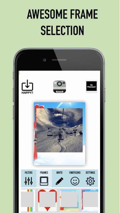 INSTANT LAB  - FRAME EDITOR screenshot-1