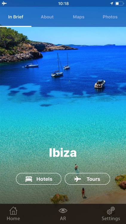Ibiza Travel Guide Offline