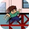Thief Jumping-bouncing high