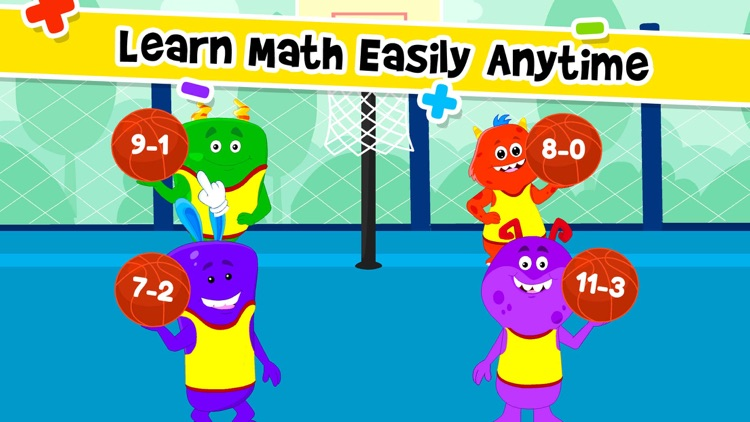 Kids Addition & Subtraction screenshot-7