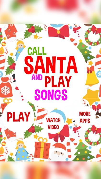 Call Santa And Play Songs screenshot-3
