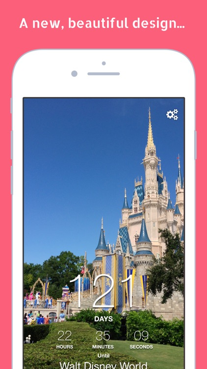 WDW Vacation Countdown