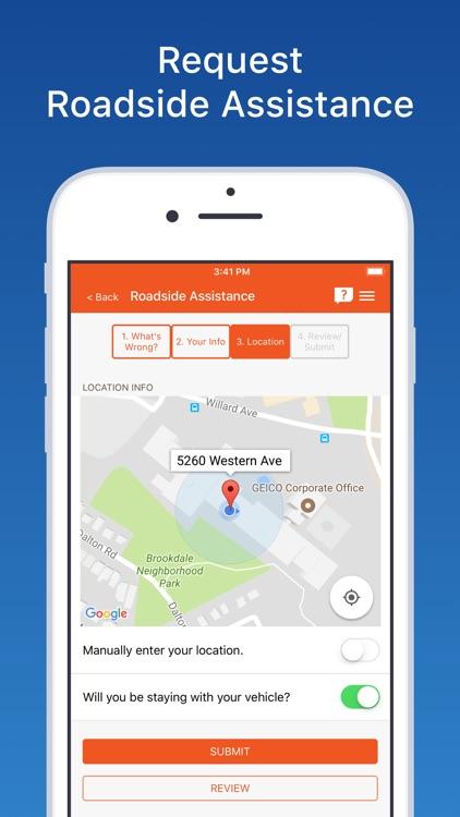 GEICO Mobile - Car Insurance screenshot-3