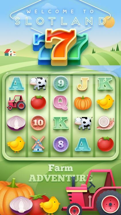 Slotland Casino: Vegas Slot Machines Games screenshot-3