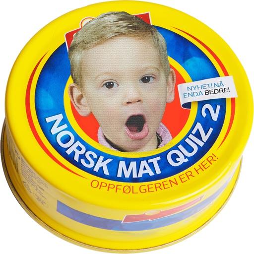 Norsk Mat Quiz 2
