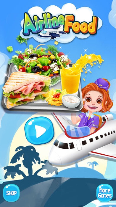Airline  Food - The Best Airplane Flight Chef screenshot four